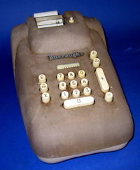 Burroughs Adding Machine (05)