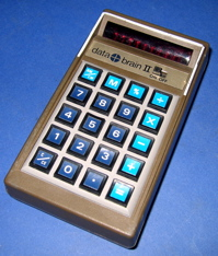 Calfax Data Brain II Calculator