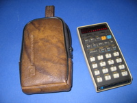 HP-25 Calculator