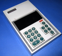 Lloyds Accumatic 100 Calculator.