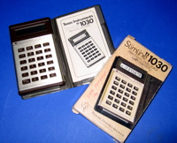 TI-1030 Calculator